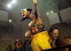 Top 33 Concept Art by SERGEY KOLESOV – artbrew