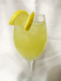 Aunt Peg's Recipe Box: Pineapple Lemonade Punch