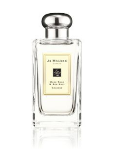 Jo Malone Wood Sage & Sea Salt  Jo Malone Contains notes of ambrette seed, sea salt, red algae, grapefruit, sage.