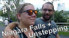 Sailing Tipsy Gypsy #11 - Niagara Falls + The Historic Erie Canal