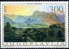 """""""Triglav near Wochein"""" by Anton Karinger"""