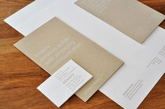 45 Beautiful Letterhead Designs for Inspiration. Very interesting Swiss Style system. Found at: http://www.youthedesigner.com/inspiration/45-beautiful-letterhead-designs-for-inspiration/