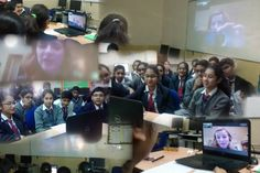 Manisha @ManishaSharma80 @Jennmorgansts #SkypeaThon  Wonderful skype with @JennMorganSTS .. My class was very excited to chat with you.Great session.