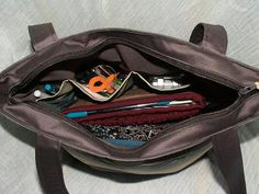 Tutorial: My New Handbag - PURSES, BAGS, WALLETS  This is the one!!