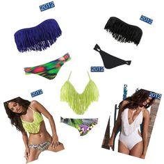 Favorite Fringe Swimsuits! i cant wait for summer i love look