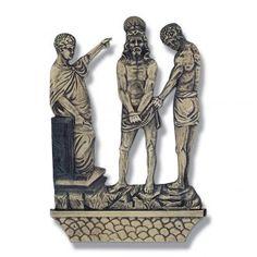 Cuadros estaciones Vía Crucis 15 piezas bronce