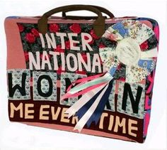 Tracy Emin-International Woman Suitcase