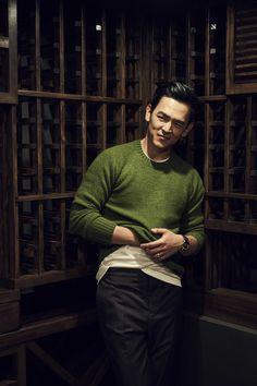 John Cho in United airline magazine Rhapsody John Cho, Anton Yelchin, Actor John, The Exorcist, Dear John, United Airlines, Oldies But Goodies, Fall Weather, Marry You