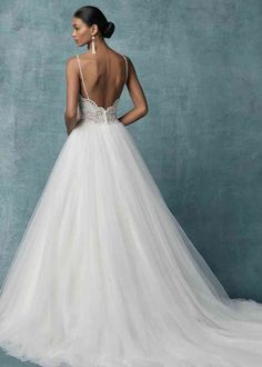 Mallory Ball Gown Wedding Dress by Maggie Sottero - WeddingWire.com