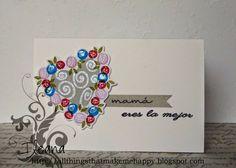 A card for Mom ♥ Una tarjeta para Mamá