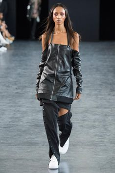 Hood by Air Spring 2015 Ready-to-Wear - Collection - Gallery - Look 1 - Style.com