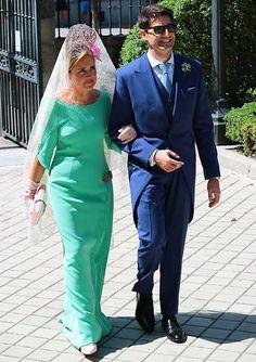 Confesiones de una boda mantilla para la mejor madrina mantillas pinterest manta - Luengo arquitectos valencia ...