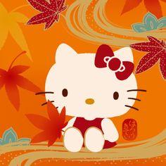hello kitty fall wallpaper - photo #10