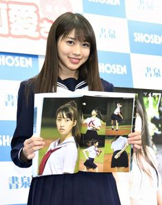 Maria Makino (Morning Musume. '18)