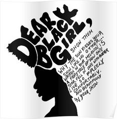 """""""Dear black girl, show them why the sun kisses your skin like no other … Your melanin has the story of how one star fell in love with another. Live so freely, comfortably and beautifully in your skin. """"/ Peace and love to all my sisters out there Art Black Love, Black Girl Art, Black Girl Magic, Art Girl, Black Is Beautiful Quotes, Black Girls Rock, Black Girl Shirts, Beautiful Lips, Beautiful Gowns"""