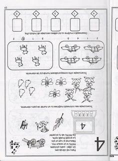 57 atividades de matemática para sala de aula - Como Fazer Mathematics, Kids Learning, Kindergarten, Bullet Journal, Album, School, Tudor, Counting, Searching