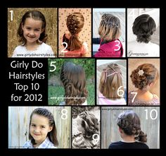 Girly Do's By Jenn: My ((Personal)) Top Ten for 2012...for Paul to study, heh