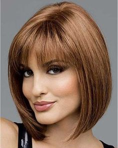 25 Short Bob Haircut With Bangs | Hairstyles