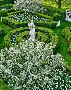 Designer gardens on pinterest formal gardens hedges and