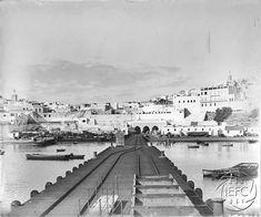 Tangier Morocco, Paris Skyline, Spanish, Travel, Utility Pole, War, Morocco, 19th Century, Antique Photos