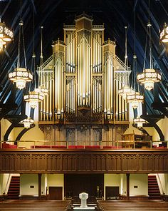2001 Goulding & Wood organ (Opus 35) Christ Episcopal Church Greenville SC