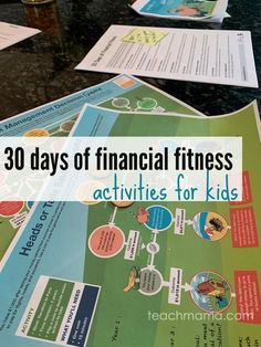 As a parent and educator, I know it is super important that my kids learn how to make smart financial decisions now, before they go off into the real world.  It involves understanding ourselves how to be money confident—and that can be scary, even as adults.  Check out these AWESOME free resources from the great people at T. Rowe Price!  #teachmama #freeprintables #financialliteracy #teaching #educationforkids #educate #moneyconfidentkids #financialfitnes