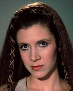 Leia Endor Ewok - hair
