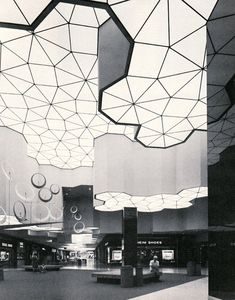 sunrise mall, sacramento, 1973