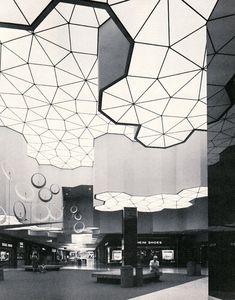 sunrise mall, sacramento, 1973