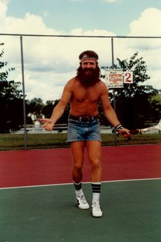Dads are the original hipsters on tumblr.  BRB. Finding pictures of my Dad in short shorts.
