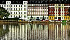 North Lake in Copenhagen, Denmark