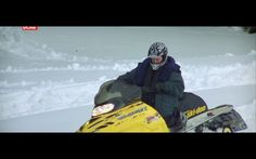 Ski-Doo Snowmobile – The Pledge (2001) Movie Scene