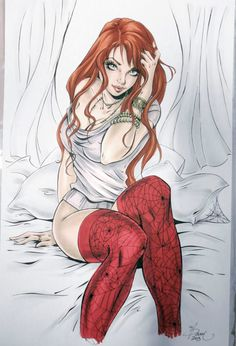 Mary Jane by Dawn McTeigue