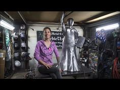 Welding The Statue Of Liberty Sculpture American Welding Society AWS Met... Welding, Metal Art, Statue Of Liberty, Sculpture, American, Statue Of Liberty Facts, Soldering, Smaw Welding, Statue Of Libery