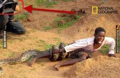 Natgeo Behind the scene Why is no one helping him!