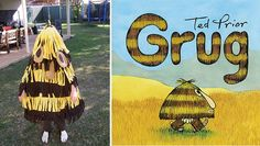 The best DIY book week costumes: Grug | Mum's Grapevine