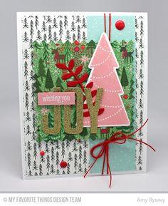 Amy Handmade Christmas Card