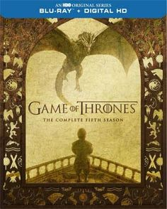 New DVDs and Blu-rays: Game of Thrones: Season 5, Alvin and the Chipmunks: The Road Chip, Sisters, The Big Short, Game of Thrones: Season 5, Brooklyn, Carol