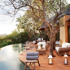 Molori Safari Lodge, Madikwe, South Africa