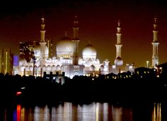 Abu Dhabi is one of those places where the impression you have is either completely wrong or nonexistent. Coming here on the Global Scavenger Hunt is yet another instance of provin… Grand Mosque, The Visitors, Abu Dhabi, Taj Mahal, Skyscraper, Travel, Skyscrapers, Viajes, Trips