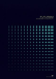 Futurism - An Odyssey in Continuity #5a by simoncpage, via Flickr