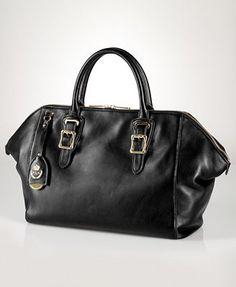 I love this hand bag! Lauren Ralph Lauren Handbag, Rafferty Zip Satchel