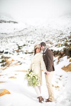 Winter is coming ~ wedding inspiration ~ The Secret Shoot II ~ www.brautsalat.de