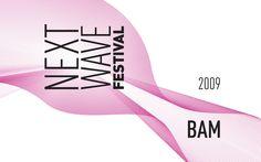 BAM | Next Wave Festival on Behance
