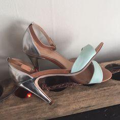 Vintage Inspired Aldo Heels