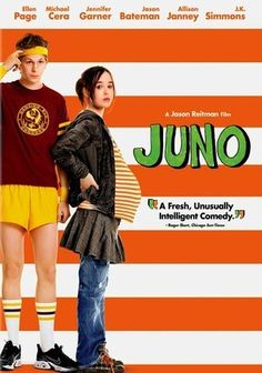 """I want my daughter to be just like Ellen Page in Juno. maybe """"mostly"""" like Ellen Page in Juno. Isla Fisher, Christian Bale, Movies And Series, Movies And Tv Shows, Clint Eastwood, Winona Ryder, See Movie, Movie Tv, Kirsten Dunst"""