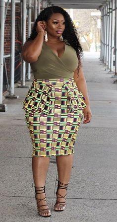Curvy girl fashion, curvy fashion summer, plus size fashion for women, corporate fashion Fashion Night, Look Fashion, Fashion Outfits, Fashion Hacks, Fashion Rings, 2000s Fashion, Korean Fashion, Kids Fashion, Plus Size Fashion For Women