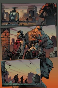 SAVAGE WOLVERINE Fights Ninjas with WELLS & MADUREIRA | Newsarama.com