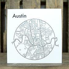 Archie Archambault's neighborhood maps - Austin