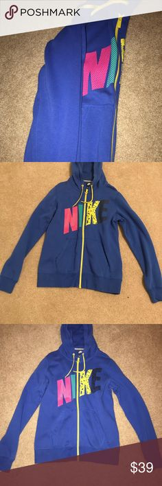 Nike hoodie for womens Its a fleece Nike Other
